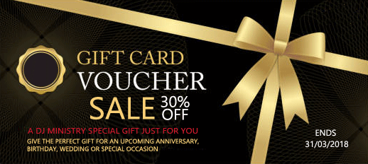 A-DJ-Ministry-special-Gift-just-for-you-30%-off